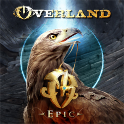 OVERLAND - Epic Cover