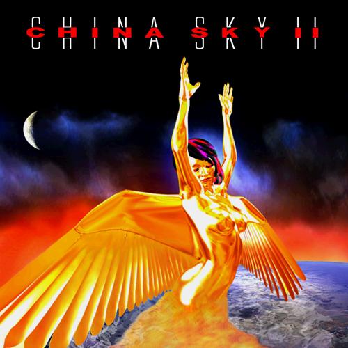 CHINA SKY - II Cover
